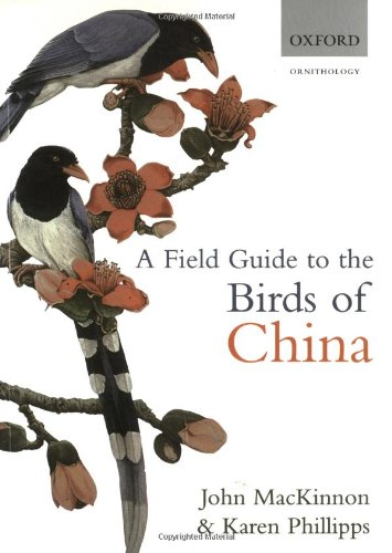 field-guide-to-the-birds-of-china-a