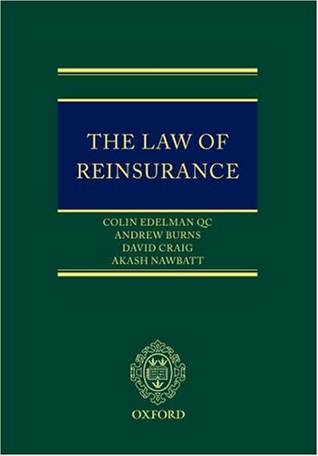 law-of-reinsurance-the