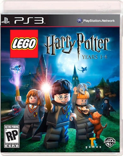 lego harry potter - anos 1 a 4 (ps3)