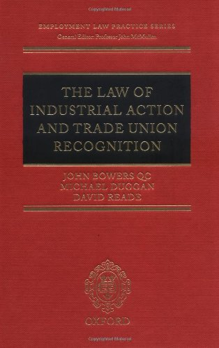 law-of-industrial-action-trade-union-the
