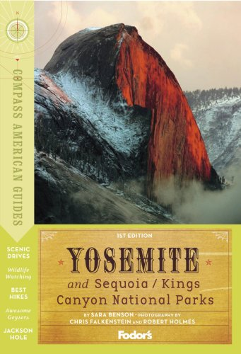 compass american guides yosemite and sequoia