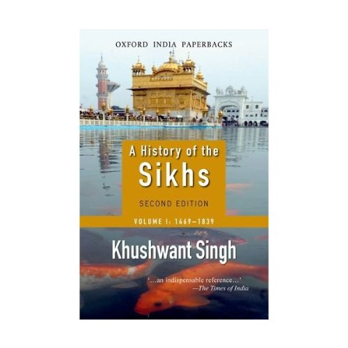 history-of-the-sikhs-a