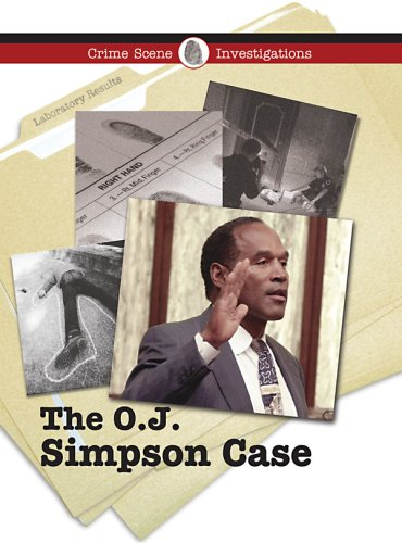 an essay on criminal justice system and the oj simpson case In judge [lance] ito's mind, in the mind of most people who were experienced with the criminal justice system, the blood evidence told the tale  here in downtown la where the oj simpson.