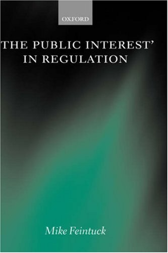 public-interest-in-regulation-the