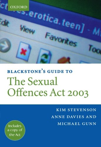 blackstone-guide-to-the-sexual-offences-act-2003