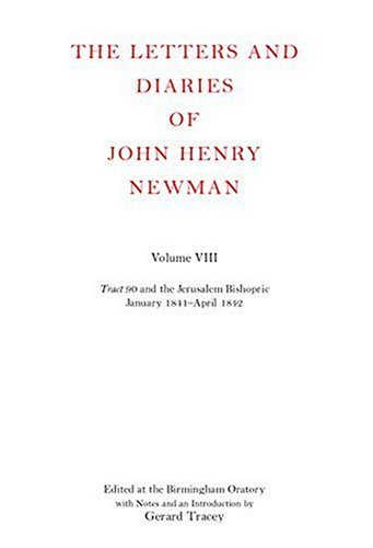 letters-diaries-of-john-henry-newman-the