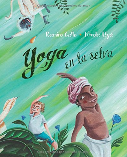 yoga en la selva / yoga in the jungle