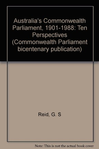 australia-commonwealth-parliament-1901-1988