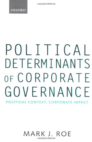 political-determinants-of-corporate-governance