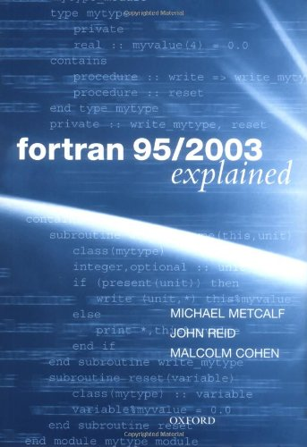fortran-952003-explained