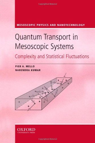 quantum-transport-in-mesoscopic-systems
