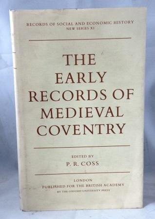early-records-of-medieval-coventry-the