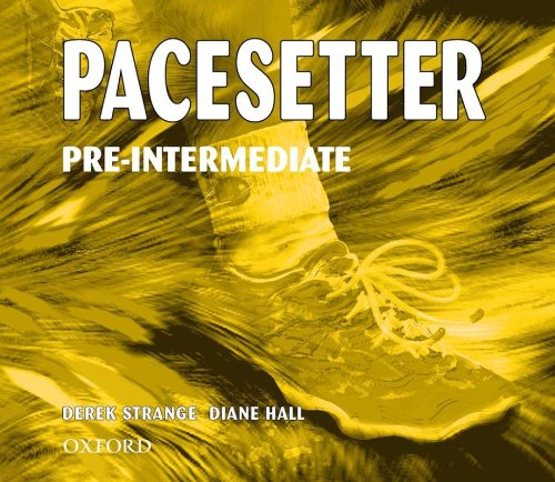 pacesetter pre-intermediate - audio cds (3)