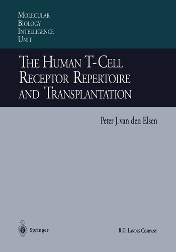 the human t-cell receptor repertoire and