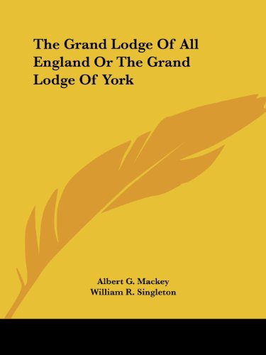 grand lodge of all england or the grand l, the