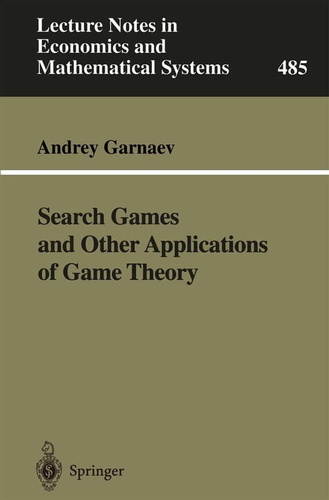 search games and other applications of game