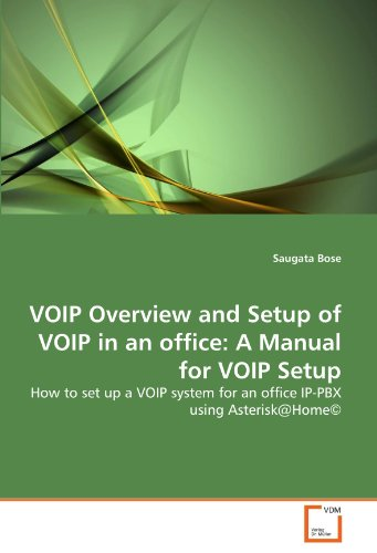 voip overview and setup of voip in an office