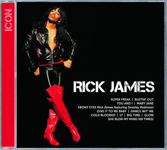 icon - rick james