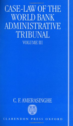 case-law-of-the-world-bank-administrative-tribunal