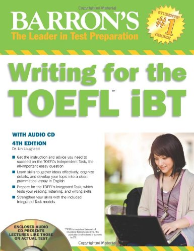 Barrons writing for the toefl ibt fandeluxe Choice Image
