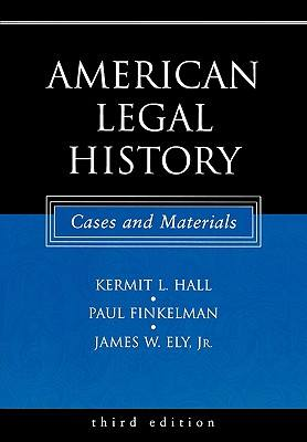 american-legal-history