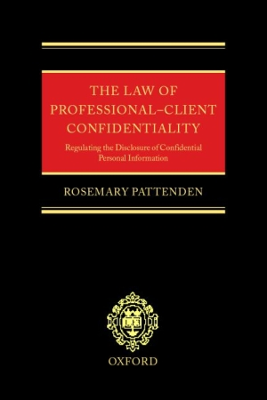 law-of-professional-client-confidentialit-the