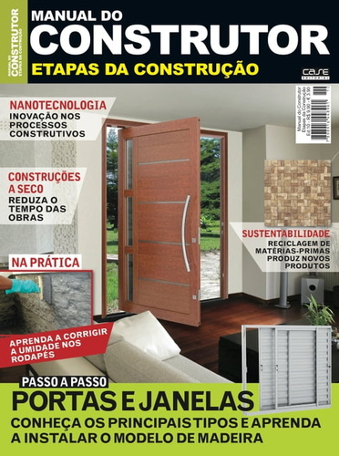 manual do construtor etapas da construcao ed. 10