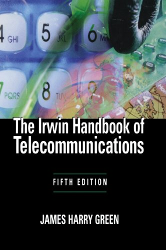 irwin handbook of telecommunications, the