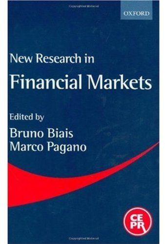 new-research-in-financial-markets