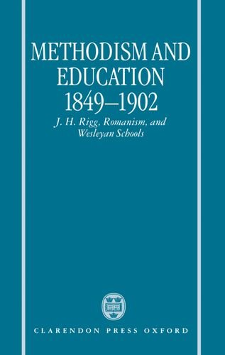 methodism-education-1849-1902