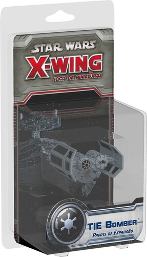 star wars xwing - expansao tie bomber
