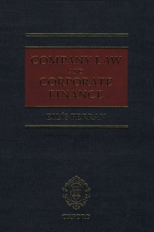 company-law-corporate-finance