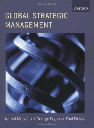 global-strategic-management