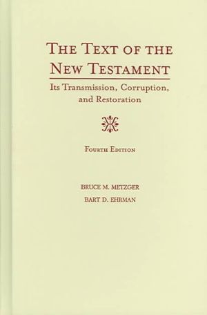 text-of-the-new-testament-the