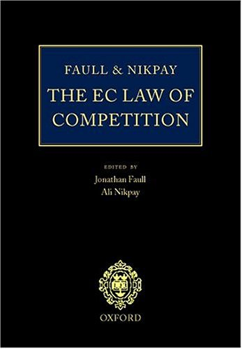ec-law-of-competition-the