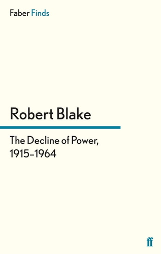 decline of power, 19151964, the