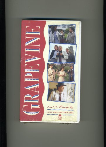 grapevine 3 video vhs ntsc 2
