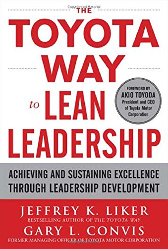 toyota way to lean leadership, the