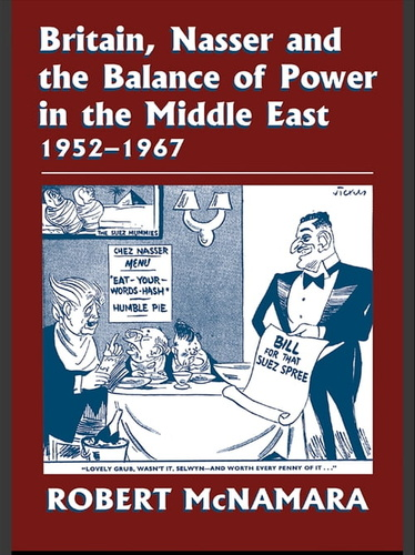 britain, nasser and the balance of power in the