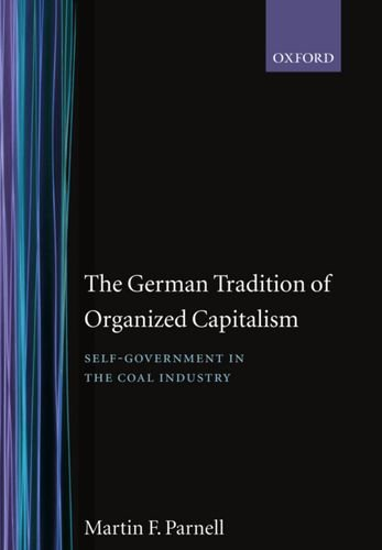 german-tradition-of-organized-capitalism-the