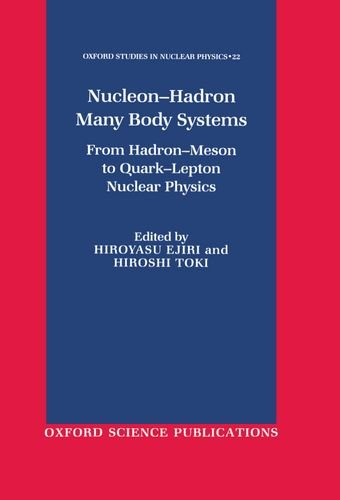 nucleon-hadron-many-body-systems