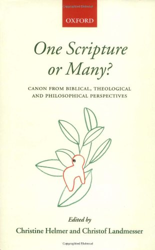 one-scripture-or-many