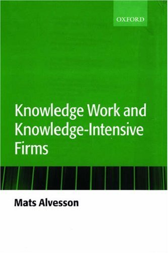 knowledge-work-knowledge-intensive-firms