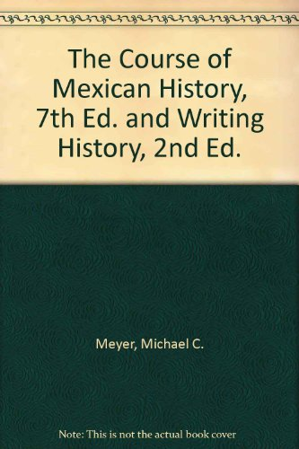 course-of-mexican-history-the
