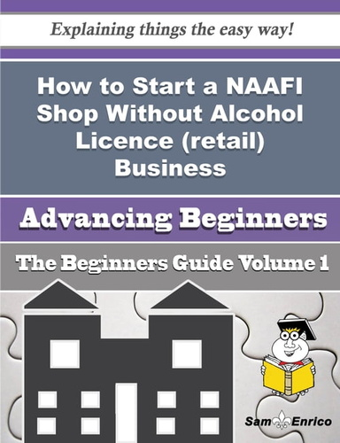 how to start a naafi shop without alcohol