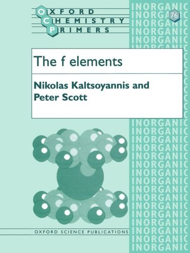 f-elements-the