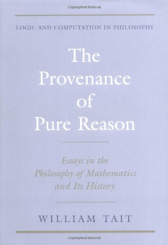 provenance-of-pure-reason-the