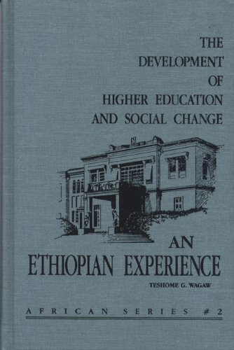 development of higher education and socia, the