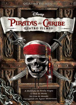 Piratas do Caribe Quadrilogia Dublado