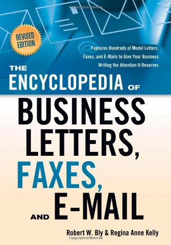 encyclopedia of business letters, faxes,, the